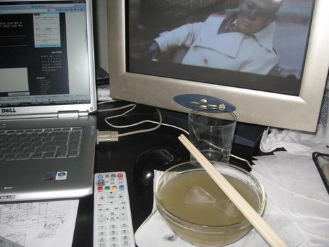 夜来冰冻绿豆糖水
