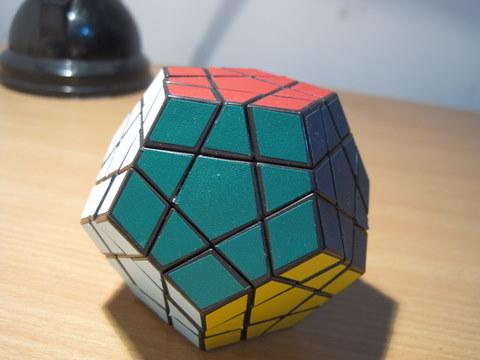 3x5之十二面魔方